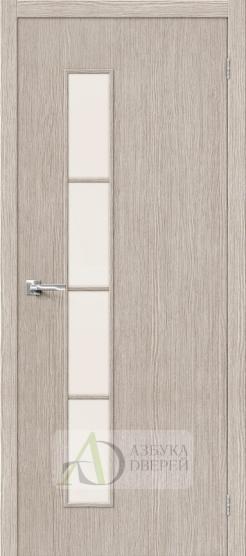 Межкомнатная дверь Финиш Флекс Тренд-4 3D Cappuccino