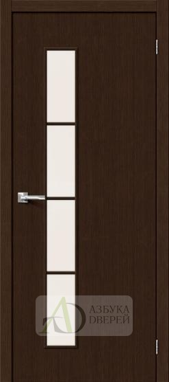 Межкомнатная дверь Финиш Флекс Тренд-4 3D Wenge