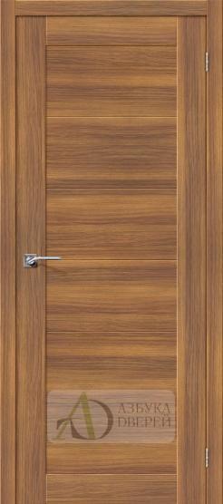 Межкомнатная дверь с экошпоном Легно-21 Golden Reef