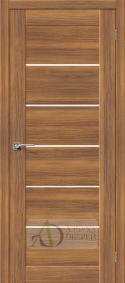 Межкомнатная дверь с экошпоном Легно-22 Golden Reef