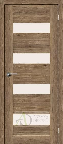 Межкомнатная дверь с экошпоном Легно-23 Original Oak