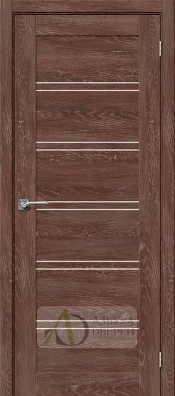 Межкомнатная дверь с экошпоном Легно-28 Chalet Grande