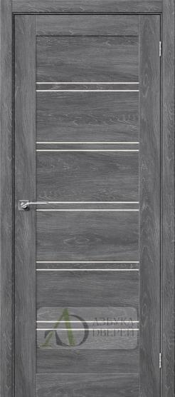 Межкомнатная дверь с экошпоном Легно-28 Chalet Grasse