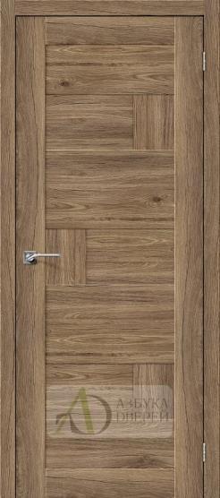 Межкомнатная дверь с экошпоном Легно-38 Original Oak