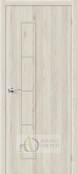 Межкомнатная дверь с экошпоном Тренд-3 Luce