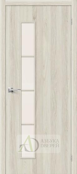 Межкомнатная дверь с экошпоном Тренд-4 Luce