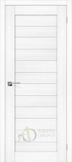 Межкомнатная дверь Порта-22 ПО Snow Veralinga