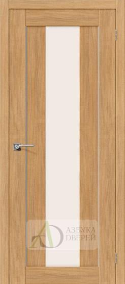 Межкомнатная дверь с Экошпоном Порта-25 alu ПО Anegri Veralinga