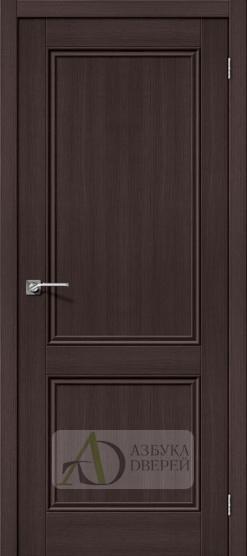 Межкомнатная дверь с экошпоном Порта-62 ПГ Wenge Veralinga