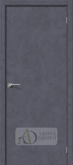 Межкомнатная дверь с экошпоном Порта-50 4AF Graphite Art