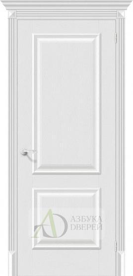 Межкомнатная дверь с экошпоном Классико-12 Virgin