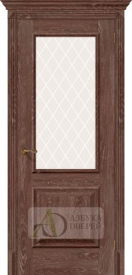 Межкомнатная дверь с экошпоном Классико-13 Chalet Grande