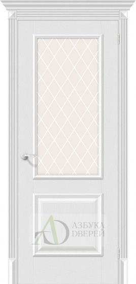 Межкомнатная дверь с экошпоном Классико-13 Virgin
