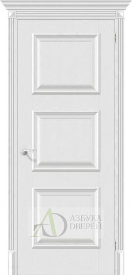Межкомнатная дверь с экошпоном Классико-16 Virgin