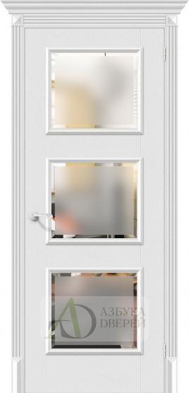 Межкомнатная дверь с экошпоном Классико-17.3 Virgin