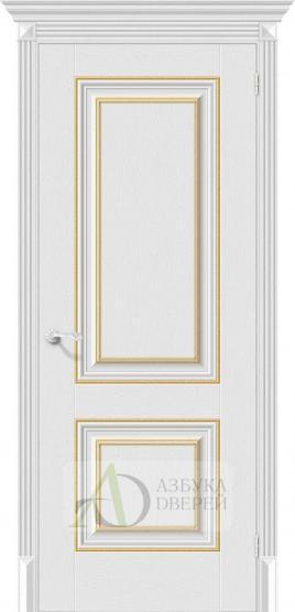 Межкомнатная дверь с экошпоном  Классико-32G-27 Virgin