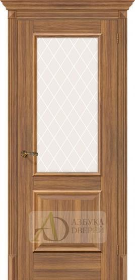 Межкомнатная дверь с экошпоном Классико-13 Golden Reef