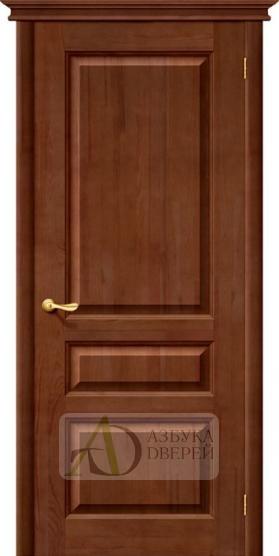 Межкомнатная дверь из Массива М5 ПГ темный лак