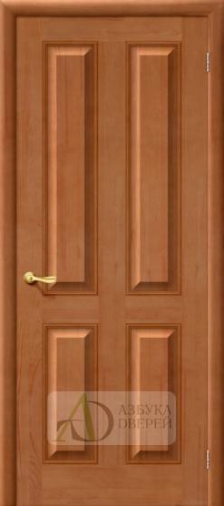 Межкомнатная дверь из массива М 15 ПГ светлый лак
