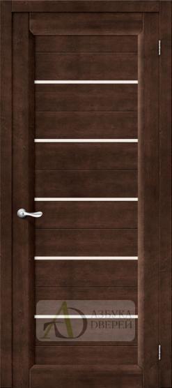 Межкомнатная дверь из массива Тассо-3 ПО венге