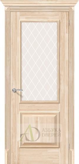 Межкомнатная дверь из Массива Классико-13 VG Без отделки