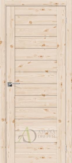 Межкомнатная дверь из Массива Порта-21 KP Без отделки