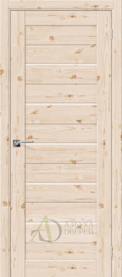 Межкомнатная дверь из Массива Порта-22 KP Без отделки