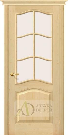 Межкомнатная дверь из Массива М7 ПО Без отделки