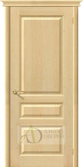Межкомнатная дверь из Массива М5 ПГ Без отделки