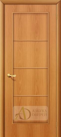 Межкомнатная ламинированная дверь 4Г10 ПГ миланский орех