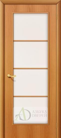Межкомнатная ламинированная дверь 4С10 ПО миланский орех