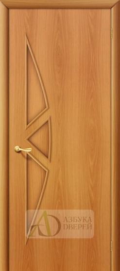Межкомнатная ламинированная дверь 4Г15 ПГ миланский орех
