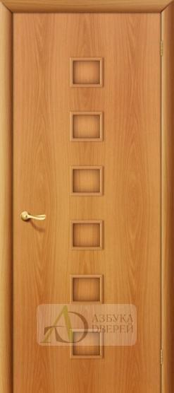 Межкомнатная ламинированная дверь 4Г1 миланский орех