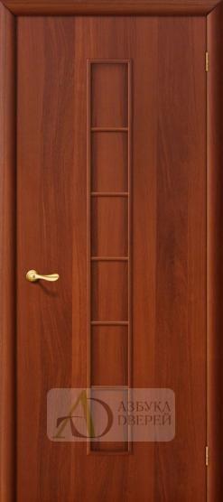Межкомнатная ламинированная дверь 4Г2 ПГ итальянский орех