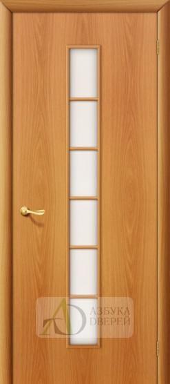 Межкомнатная ламинированная дверь 4С2 ПО миланский орех