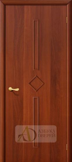 Межкомнатная ламинированная дверь 4Г9 ПГ итальянский орех