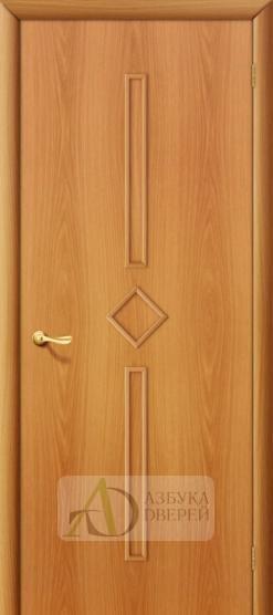 Межкомнатная ламинированная дверь 4Г9 ПГ миланский орех