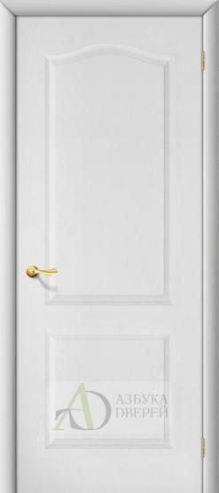 Белая межкомнатная дверь - Палитра ПГ (ламинированная)
