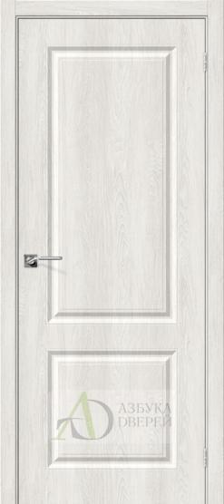 Межкомнатная дверь с ПВХ-пленкой Скинни-12 Casablanca