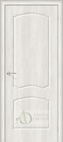 Межкомнатная дверь с ПВХ-пленкой Альфа-1 Casablanca