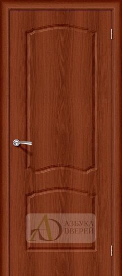 Межкомнатная дверь с ПВХ-пленкой Альфа-1 Italiano Vero