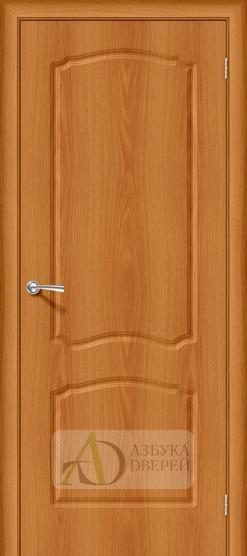 Межкомнатная дверь с ПВХ-пленкой Альфа-1 Milano Vero