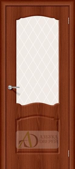 Межкомнатная дверь с ПВХ-пленкой Альфа-2 Italiano Vero