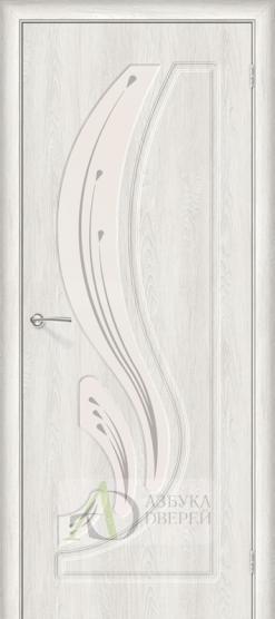 Межкомнатная дверь с ПВХ-пленкой Лотос-2 Casablanca