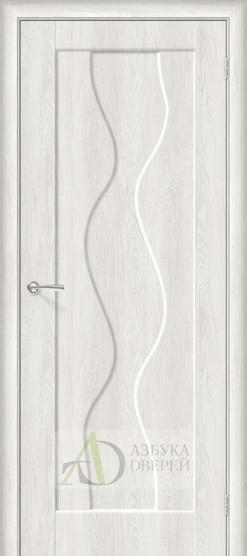 Межкомнатная дверь с ПВХ-пленкой Вираж-1 Casablanca