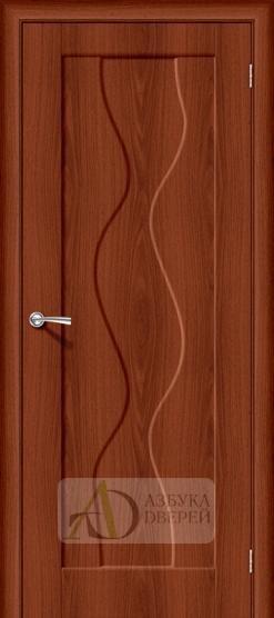 Межкомнатная дверь с ПВХ-пленкой Вираж-1 Italiano Vero