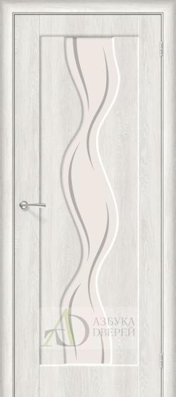 Межкомнатная дверь с ПВХ-пленкой Вираж-2 Casablanca