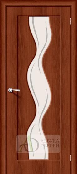 Межкомнатная дверь с ПВХ-пленкой Вираж-2 Italiano Vero