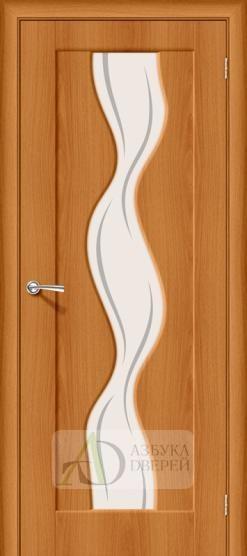 Межкомнатная дверь с ПВХ-пленкой Вираж-2 Milano Vero