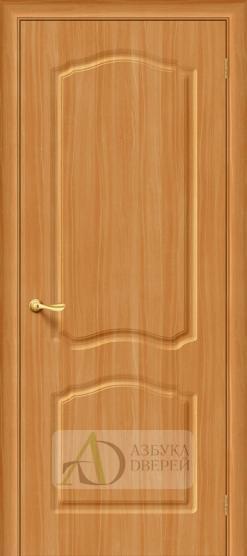 Межкомнатная дверь с ПВХ-пленкой Лидия ПГ миланский орех